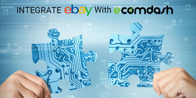 eBay Account Integration overview with ecomdash