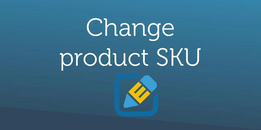 How to Change Item Number SKU or Edit SKU on Linnworks