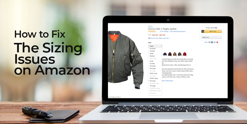How to Fix the Sizing Issues on Amazon
