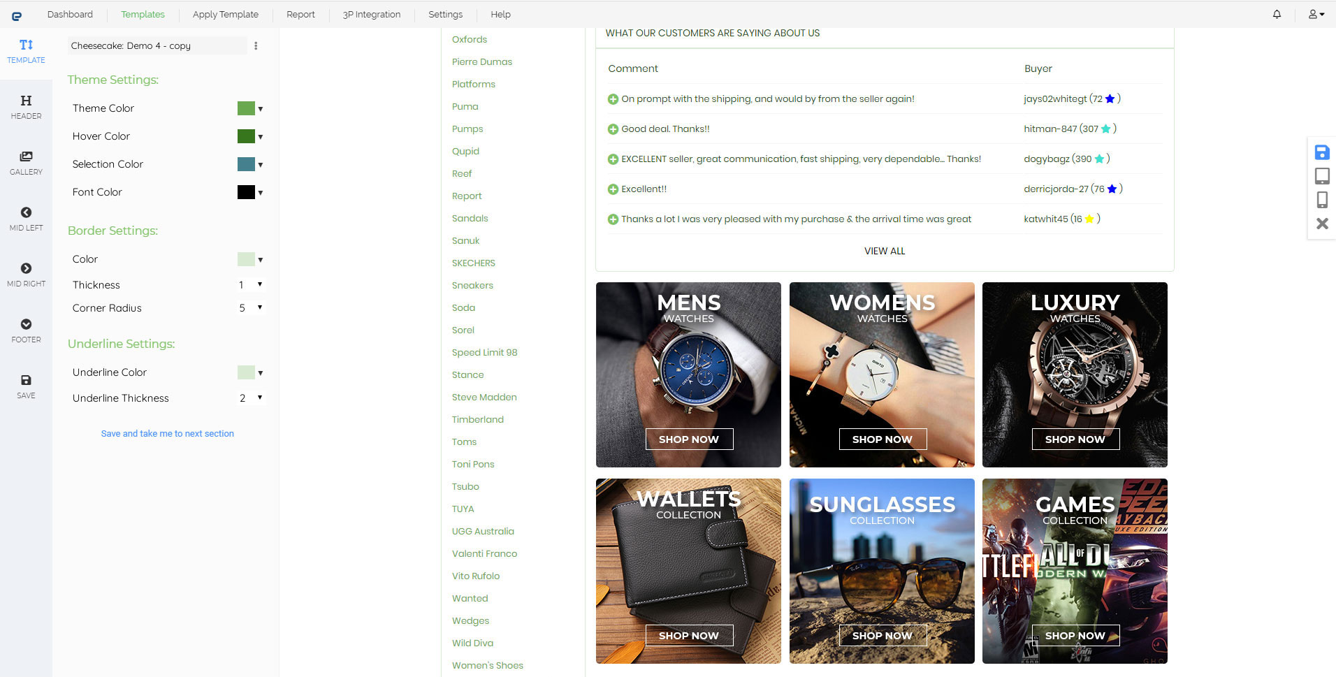 Ebay Template Builder Free Ebay Listing Templates Template Generator